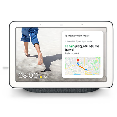 Google Nest Hub Carbón