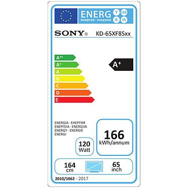 Avis Sony KD-65XF8596 + SONOS Beam Noir