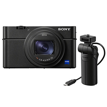 Sony DSC-RX100 VI + VCT-SGR1
