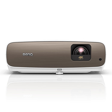 BenQ W2700 Vidéoprojecteur DLP 3D Ready - 4K Ultra HD (3840 x 2160) - 2000 Lumens - HDR - Lens Shift Vertical - HDMI - USB 3.0 - 2 x 5 Watts