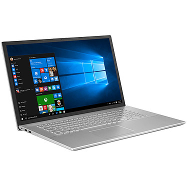 "ASUS P1701FB-AU214R Intel Core i7-8565U 8 Go SSD 512 Go 17.3"" LED Full HD NVIDIA GeForce MX110 Wi-Fi AC/Bluetooth Webcam Windows 10 Professionnel 64 bits"