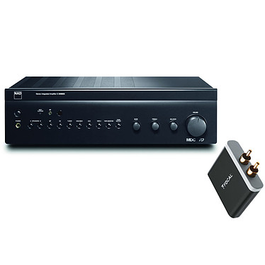NAD C 356BEE Graphite + Focal Universal Wireless Receiver - aptX