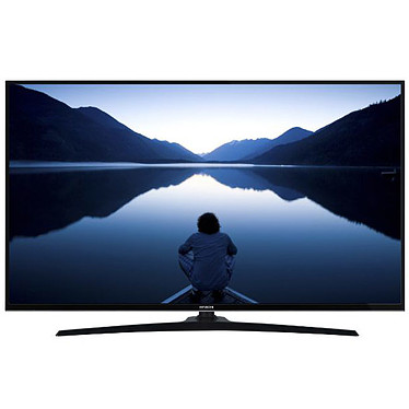 "Hitachi 32HE4000 Téléviseur LED Full HD 32"" (81 cm) 16/9 - 1920 x 1080 pixels - HDTV 1080p - Wi-Fi - Bluetooth - 600 Hz"
