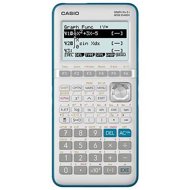 Casio Graph 35+E II Calculatrice graphique avec langage Python pour lycée (toutes sections confondues)