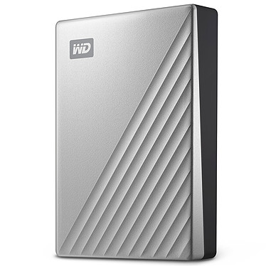 Avis WD My Passport Ultra for Mac 4 To Argent (USB 3.0/USB-C)