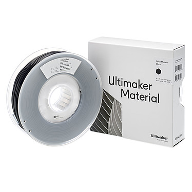 Ultimaker Nylon Noir 750g Bobine nylon 2.85mm pour imprimante 3D Ultimaker