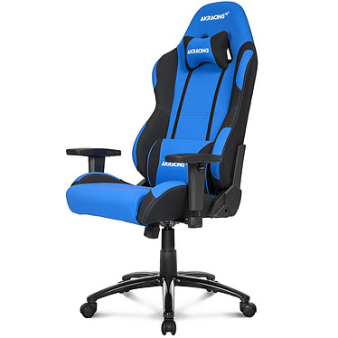 AKRacing Core EX (bleu/noir)