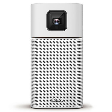 BenQ GV1 Vidéoprojecteur LED DLP - WVGA (854 x 480) - 200 Lumens - Wi-Fi/Bluetooth - USB-C - Haut-parleur 5 Watts - Batterie intégrée