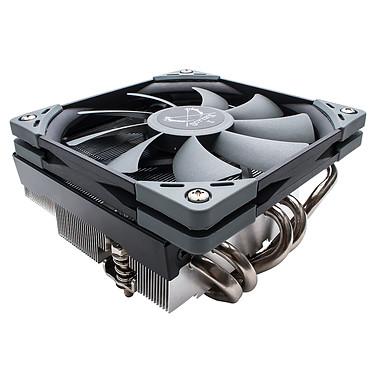 Scythe Big Shuriken 3 Ventilateur processeur 120 mm pour socket Intel et AMD