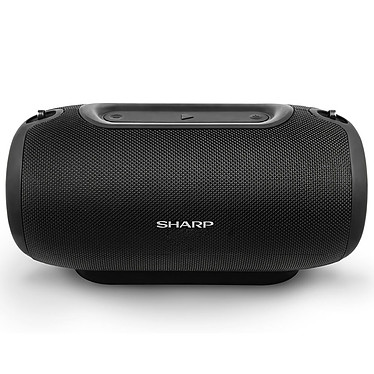 Sharp GX-BT480 Noir Enceinte stéréo sans fil 40 Watts - Bluetooth 4.2 - Autonomie 20 h - Conception IP56 - MicroSD - AUX