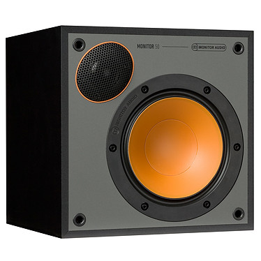 Avis Monitor Audio Monitor 50 Noir