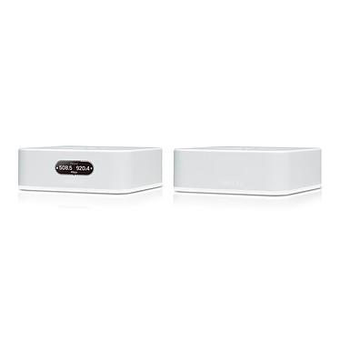 Ubiquiti AmpliFi Instant Wi-Fi System Routeur sans fil + Point d'accès Wi-Fi MESH 1200 Mbps