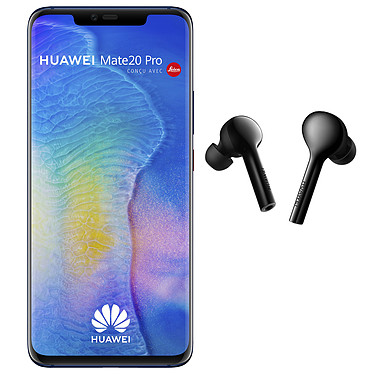 Huawei Mate 20 Pro Twilight + FreeBuds OFFERTS !