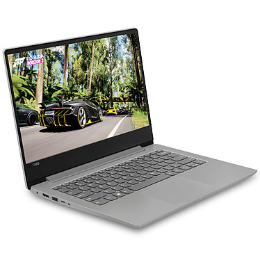 "Lenovo IdeaPad 330S-14IKB (81F401L5FR) Intel Core i3-7020U 4 Go SSD 512 Go 14"" LED Full HD Wi-Fi AC/Bluetooth Webcam Windows 10 Famille 64 bits"