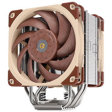 Noctua NH-U12A Ventilateur processeur (Socket Intel 1150/1151/1155/1156/2011/2011-3/2066 et AMD AM2(+)/AM3(+)/AM4/FM1/FM2(+))