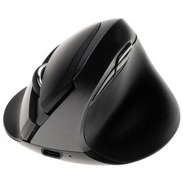 Dacomex V350WBT Souris sans fil verticale - droitier - capteur optique 1600 dpi - 5 boutons