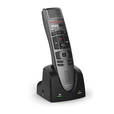 Philips SpeechMike SMP4000 Micrófono inalámbrico de dictado con calidad de estudio