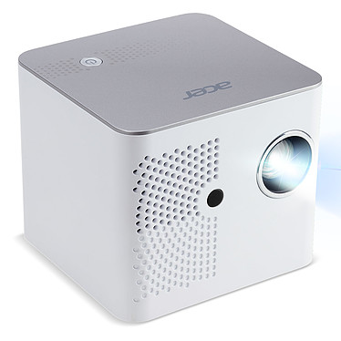 Acer B130i Vidéoprojecteur portable LED DLP - WXGA - 400 Lumens - Projection sans fil (Android/iOS) - HDMI/USB - Batterie rechargeable