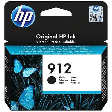 HP 912 Noir (3YL80AE) Cartouche d'encre noire - 300 pages