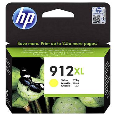 HP 912XL Amarillo (3YL83AE) Cartucho de tinta amarilla de alta capacidad - 825 páginas