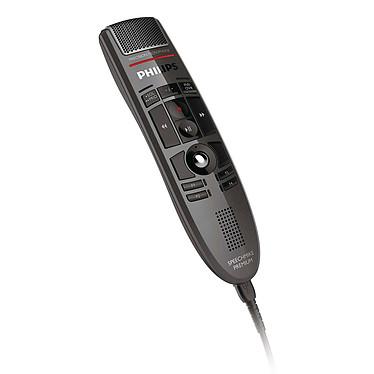 Philips SpeechMike LFH3500 Trackball Microphone de dictée USB avec filtre antibruit intégré