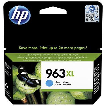 HP 963XL Cyan (3JA27AE) Cartouche d'encre cyan haute capacité - 1600 pages
