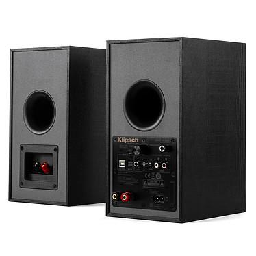 Audio-Technica AT-LP60XBT Noir + Klipsch R-41PM pas cher