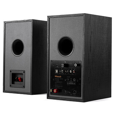 Audio-Technica AT-LP60XBT Noir + Klipsch R-51PM pas cher