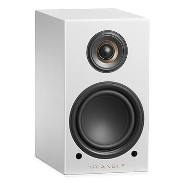 Avis Audio-Technica AT-LP60XBT Blanc + Triangle Elara LN01A Blanc mat