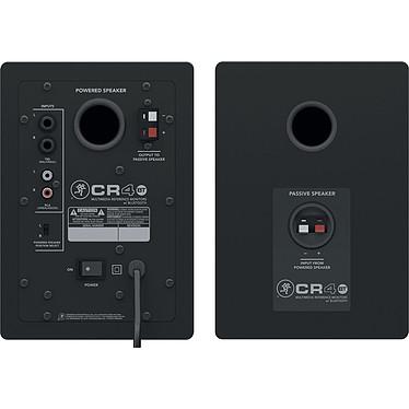 Audio-Technica AT-LP60XBT Noir + Mackie CR4BT pas cher