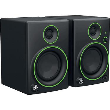 Acheter Audio-Technica AT-LP60XBT Noir + Mackie CR4BT