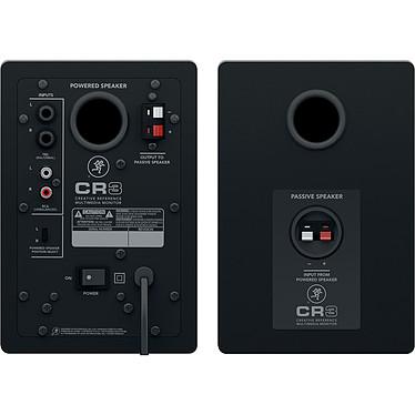 Acheter Audio-Technica AT-LP60XUSB Gris + Mackie CR3