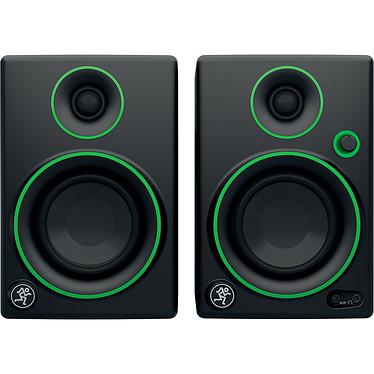 Avis Audio-Technica AT-LP60XUSB Gris + Mackie CR3
