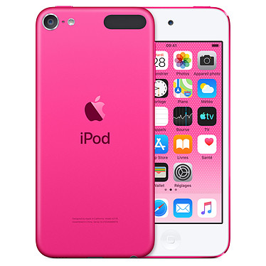 "Apple iPod touch (2019) 32 GB Rosa Reproductor MP4 - Chip A10 - Pantalla Retina 4"" 1136 x 640 píxeles - 32 GB - Wi-Fi AC/Bluetooth 4.1 - iOS 12"