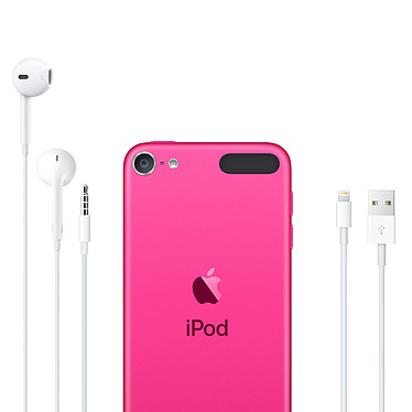 Avis Apple iPod touch (2019) 128 Go Rose