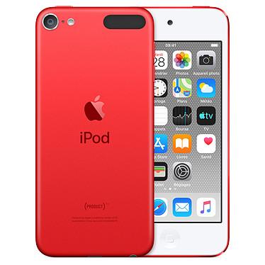 "Apple iPod touch (2019) 256 Go (PRODUCT)RED Lecteur MP4 - Puce A10 - Ecran Retina 4"" 1136 x 640 pixels - 256 Go - Wi-Fi AC/Bluetooth 4.1 - iOS 12"