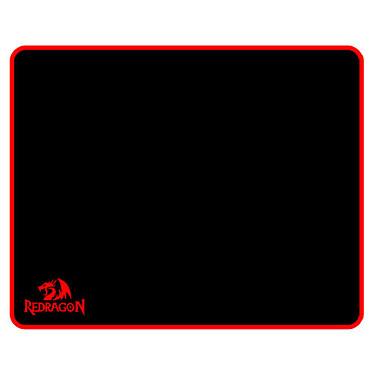 Redragon Contact L Tapis de souris gaming - souple - surface en tissu - base antidérapante en caoutchouc - imperméable - format large (400 x 300 x 3 mm)