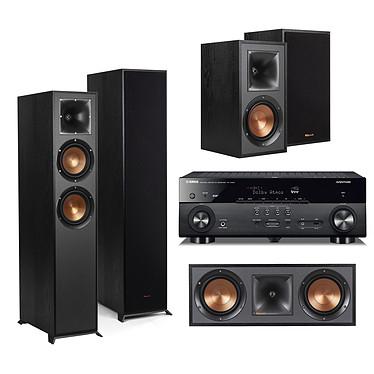 Yamaha MusicCast RX-A680 Noir + Klipsch Pack 620 5.0