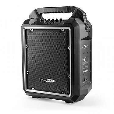 Caliber HPA803BT Enceinte mobile trolley Bluetooth avec USB, micro SD, AUX