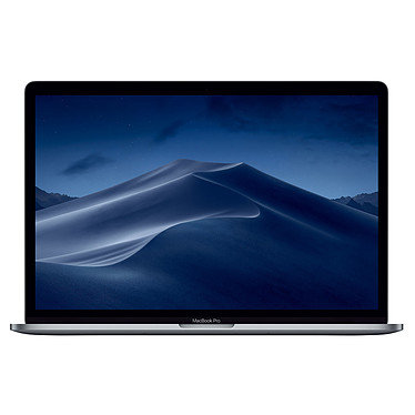 "Apple MacBook Pro (2019) 15"" avec Touch Bar Gris sidéral (MV912FN/A)"