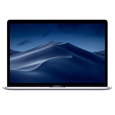 "Apple MacBook Pro (2019) 15"" avec Touch Bar Argent (MV922FN/A)"