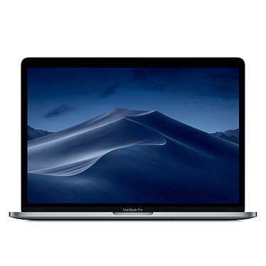 "Apple MacBook Pro (2019) 13"" avec Touch Bar Gris sidéral (MUHN2FN/A)"