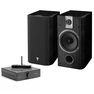 Elipson MC Mini + Focal Chorus 605 Black Style