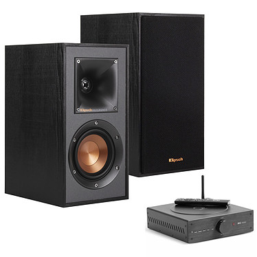 Elipson MC Mini + Klipsch R-41M