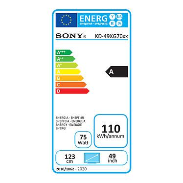 Sony KD-49XG7005 pas cher