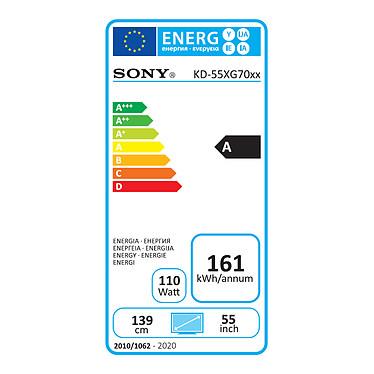 Sony KD-55XG7005 pas cher