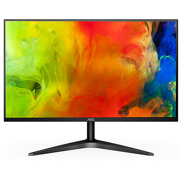 "AOC 23.8"" LED - 24B1XHS 1920 x 1080 pixels - 7 ms - Format large 16/9 - Dalle IPS - HDMI - VGA - Noir"