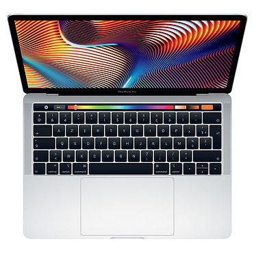 "Avis Apple MacBook Pro (2019) 13"" avec Touch Bar Argent (MV9A2FN/A)"