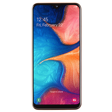 Samsung Galaxy A20e Orange