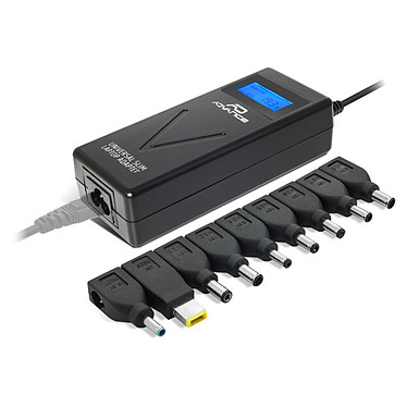 Advance Chargeur universel 90W (CHG-110) Chargeur universel 9 embouts (90W)